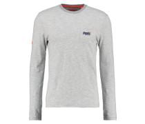 Langarmshirt - light grey/ecru
