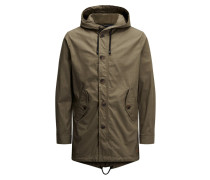 Parka capers