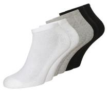 BONUS LINER 6 PACK Socken white/oxford heather/black