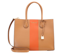MERCER - Handtasche - acorn/orange