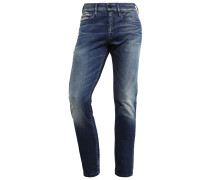 SKINNY Jeans Slim Fit blue denim