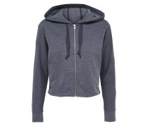 ONLNADIA Sweatjacke dark navy