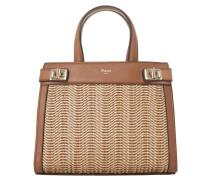 DAMITA - Handtasche - beige