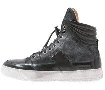 AGUS Sneaker high poncho mist/guanto nero/pampero nero