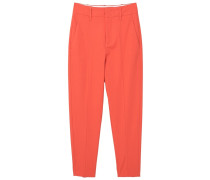 EMMANUEL - Stoffhose - orange