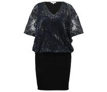 ROSELLE - Cocktailkleid / festliches Kleid - navy/black