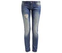 GRETA Jeans Skinny Fit stonewash
