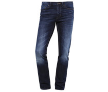 Jeans Straight Leg dark blue