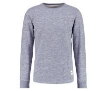 MELTON - Sweatshirt - navyblue melange
