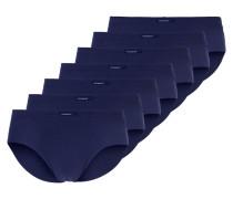 7 PACK - Slip - medieval blue