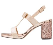 High Heel Sandaletten - oro rosa