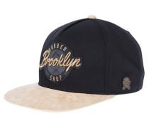 Cap - black/gold
