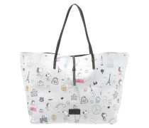 Shopping Bag light grey