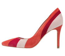 High Heel Pumps red/multicolor