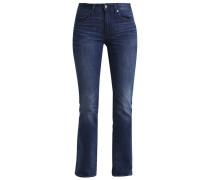 Jeans Bootcut dark indigo