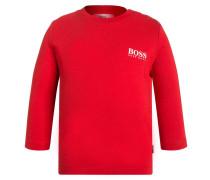 Langarmshirt pop red