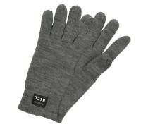 JACTOM Fingerhandschuh grey melange