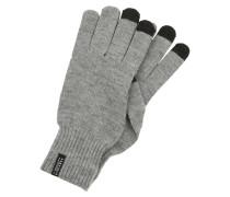 NANGA Fingerhandschuh grey