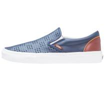 CLASSIC Slipper dress blues/friar brown
