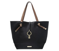 DOLLIES Shopping Bag black