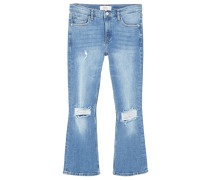 TRUMPET - Flared Jeans - light blue
