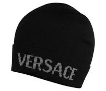 Mütze nero/grigio