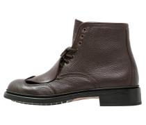 GStar GUARD BOOT Schnürstiefelette dark brown