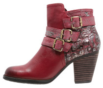 ANGELINA Ankle Boot rouge