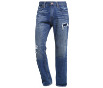 Jeans Straight Leg medium wash