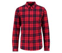 ONSSVEN SLIM FIT Hemd black/red