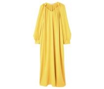 CHIA Maxikleid yellow