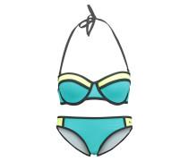 Bikini turquoi/lime