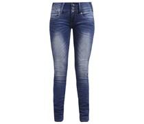 GOLDIE Jeans Slim Fit stone blue