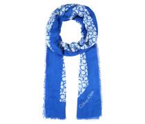 Schal - dazzling blue