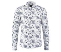 BARKER Hemd white