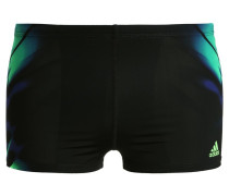 Badehosen Pants black/solar green
