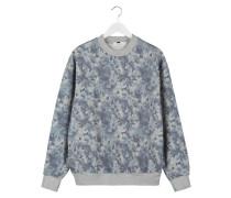 HAWAIIAN Sweatshirt mid blue