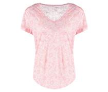 TShirt print promenade pink