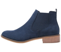 MANE Ankle Boot navy blue