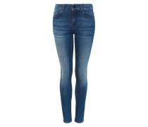 Jeans Skinny Fit middle blue denim