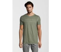 NEW YORK - T-Shirt print - army green