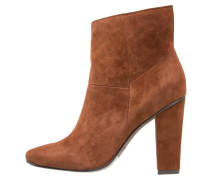 NEW REALITY High Heel Stiefelette tan