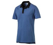Poloshirt - bijou blue