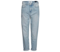 Jeans Tapered Fit - light blue demin