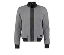 Übergangsjacke mottled grey