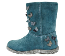 Stiefel teal