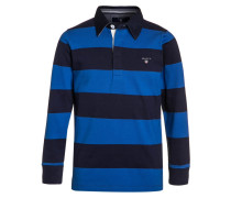Poloshirt nautical blue