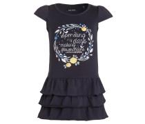 Jerseykleid dunkelblau