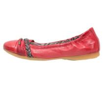 CHANTAL - Klassische Ballerina - rosso