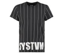 MEASURE TShirt print black